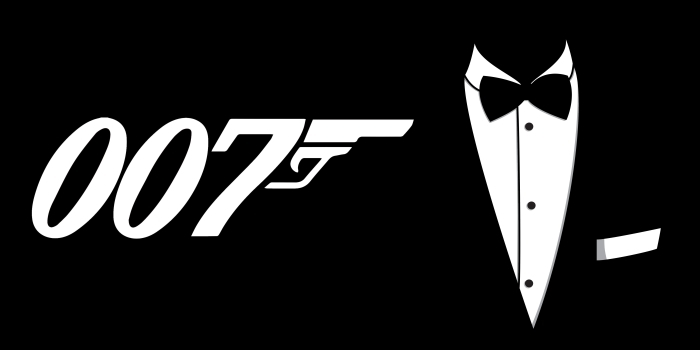 Vinilo Pixerstick James Bond - Temas