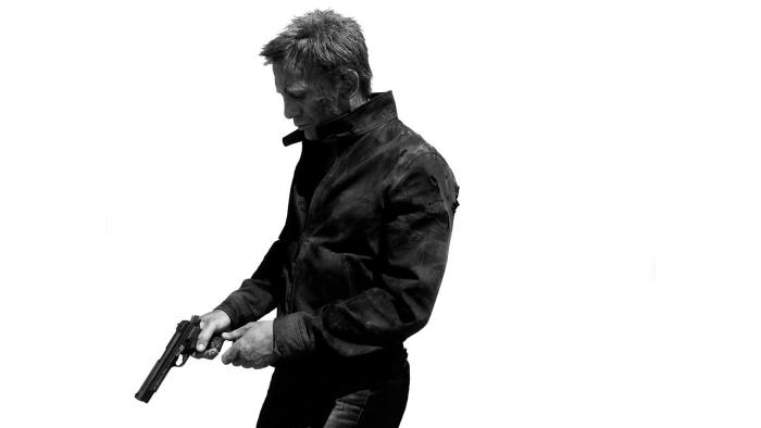 Papier peint vinyle James Bond - Nouveauté
