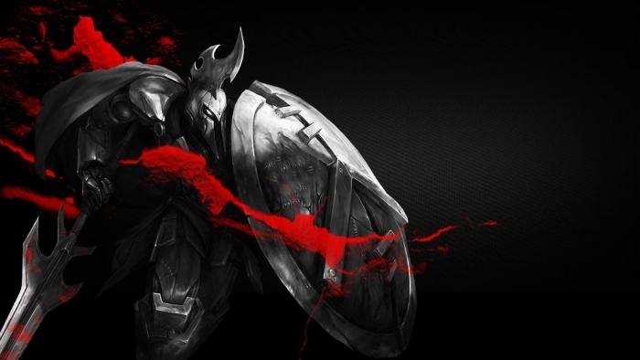 Vinilo Pixerstick Pantheon - League of Legends - Temas