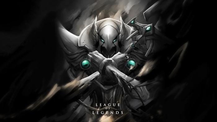Afwasbaar Fotobehang Azir - League of Legends - Thema's