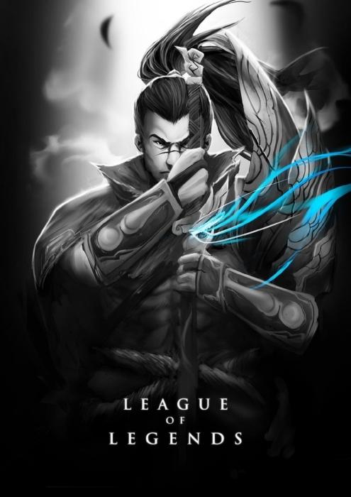 Vinilo Pixerstick League of Legends - Temas