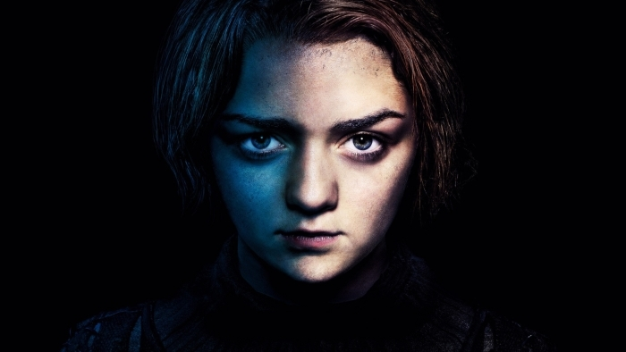 Papier peint vinyle Arya Stark - Thèmes