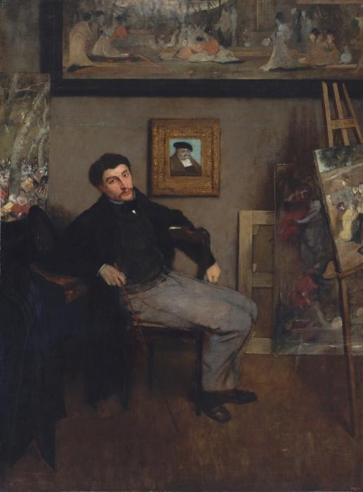 Fotomural Estándar James-Jacques-Joseph Tissot - Impresionismo