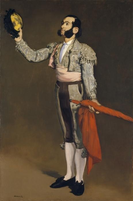 Fototapeta winylowa A Matador - Impresjonizm