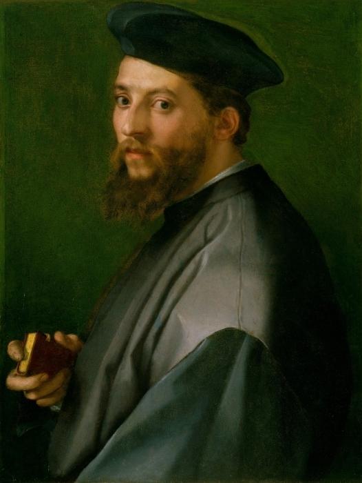 Fototapeta winylowa Portrait of a Man - Renesans