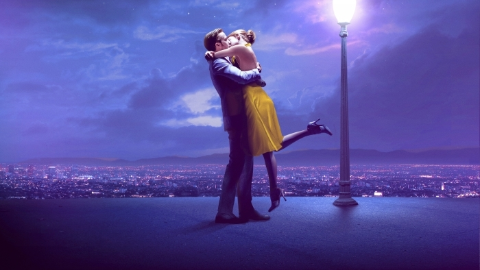 Fototapeta winylowa La La Land - Ryan Gosling