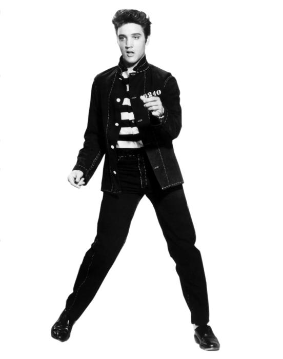 Vinilo Pixerstick Elvis Presley - Elvis Presley