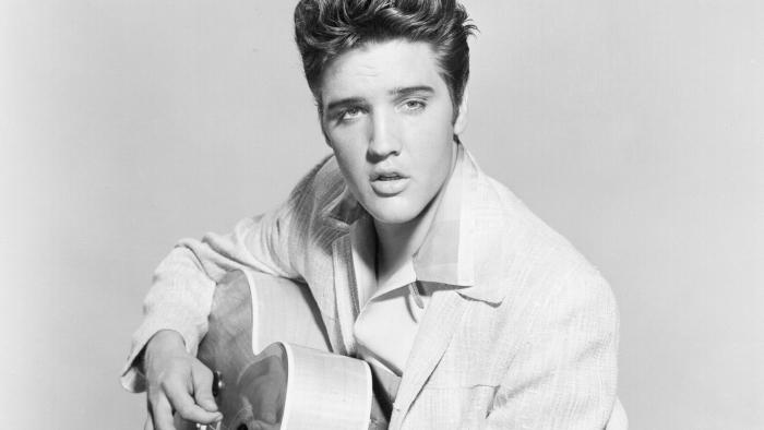 Sticker Pixerstick Elvis Presley - Elvis Presley