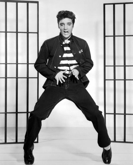 Papier peint vinyle Elvis Presley - Elvis Presley