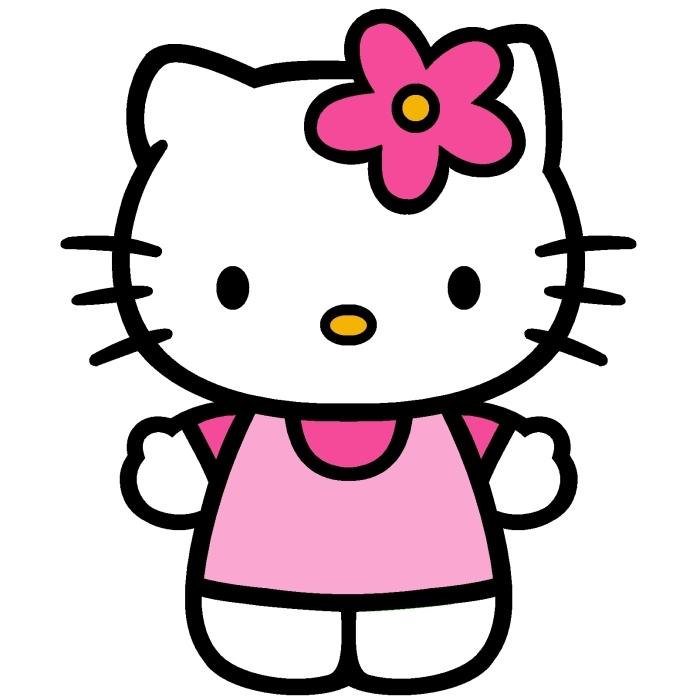 Papier peint vinyle Hello Kitty - Criteo