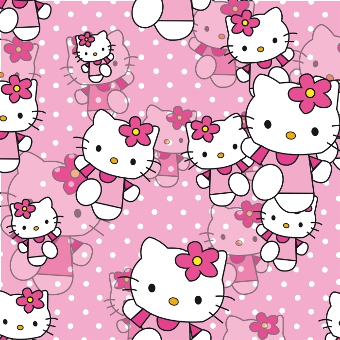 Hello Kitty Pixerstick Sticker   Criteo