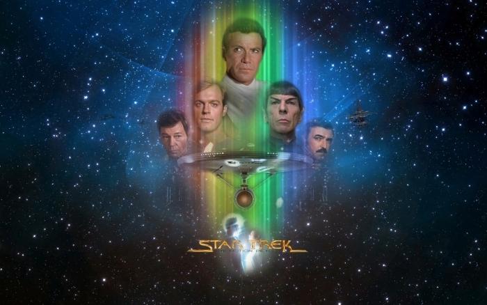 Papier peint vinyle Star Trek: The Motion Picture - Criteo