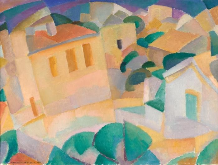 Papier peint vinyle Leo Gestel - Majorque - Reproductions