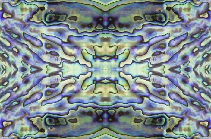 Naklejka Pixerstick Perłowe tło - Natural Hues