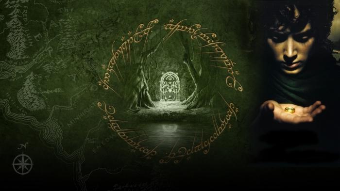 Papier peint vinyle Le Seigneur des anneaux - Criteo