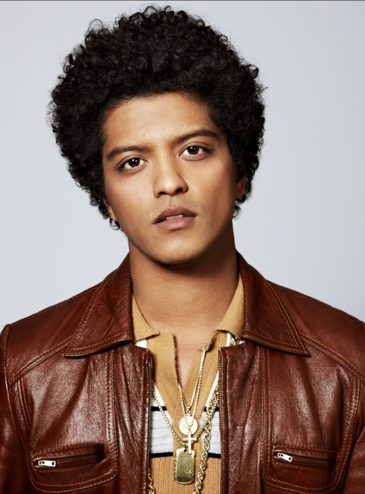 Vinilo Pixerstick Bruno Mars - Bruno Mars