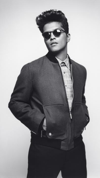 Fototapet av vinyl Bruno Mars - Bruno Mars