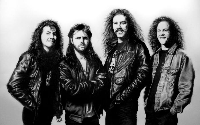 Fototapeta winylowa Metallica - Metallica