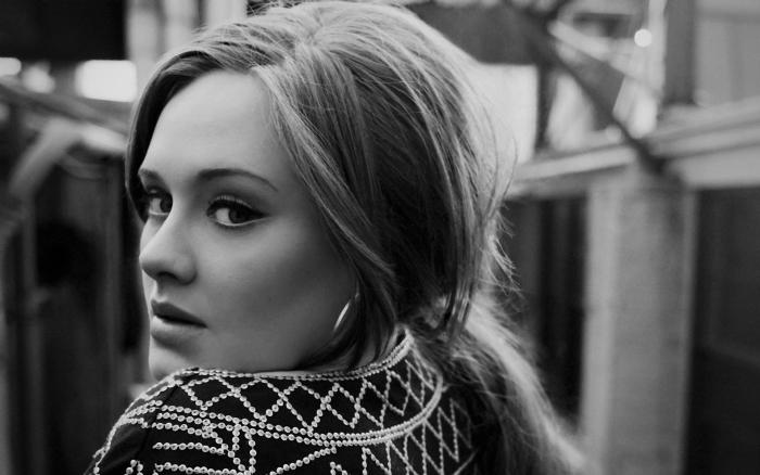 Fototapeta winylowa Adele - Adele
