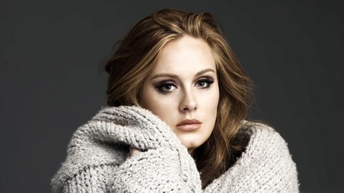 Adele Pixerstick Sticker - Adele