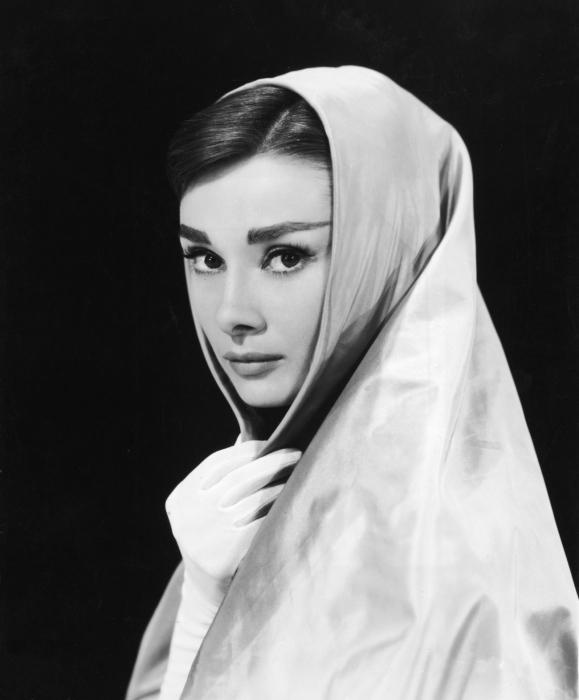 Carta da Parati in Vinile Audrey Hepburn - Criteo