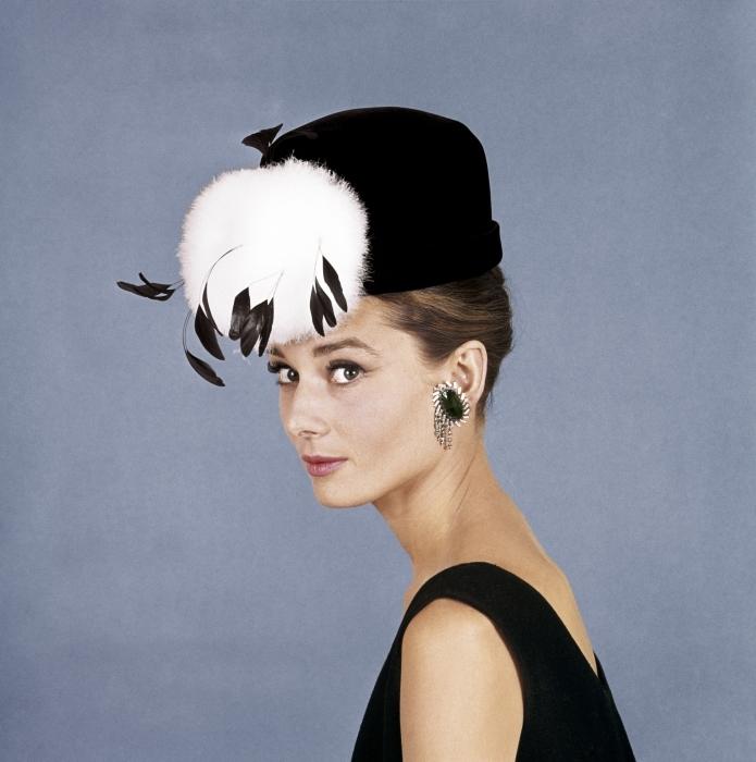 Vinylová fototapeta Audrey Hepburn - Vinylová fototapeta