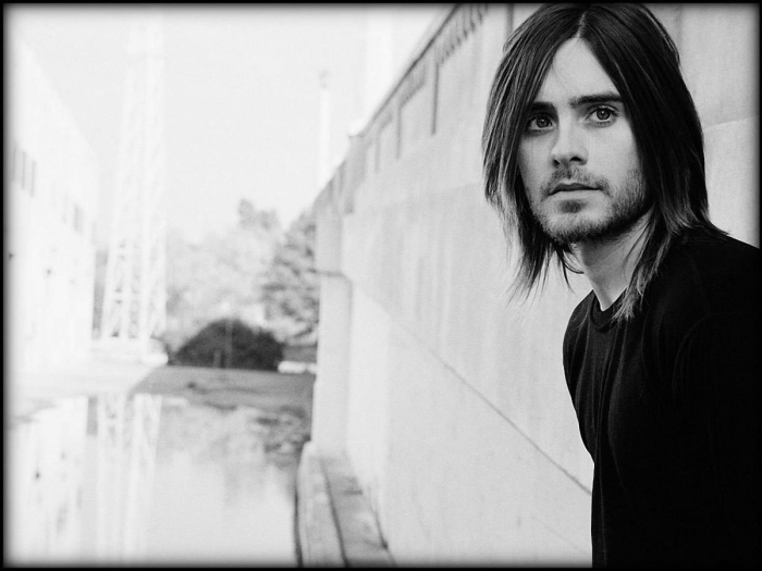 Fototapeta winylowa Jared Leto, 30 Seconds to Mars - Jared Leto