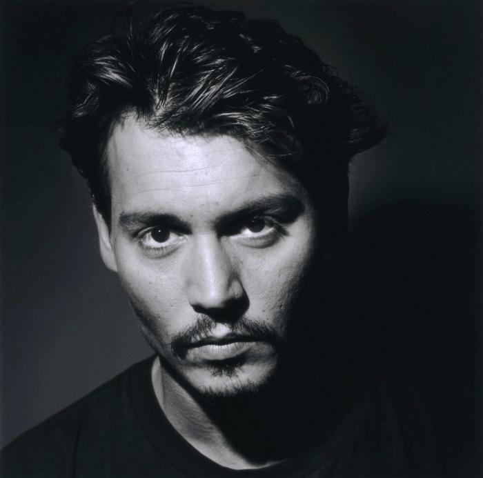 Naklejka Pixerstick Johnny Depp - Johnny Depp