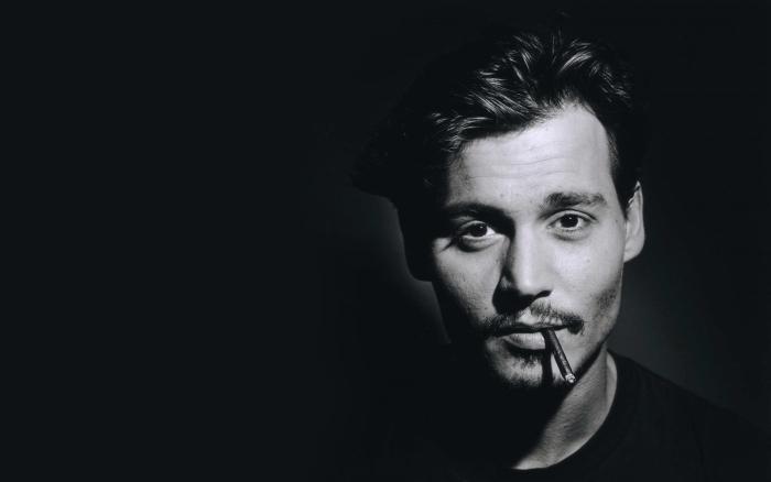 Nálepka Pixerstick Johnny Depp - Criteo