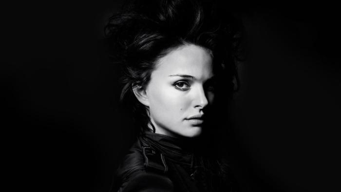 Papier peint vinyle Natalie Portman - Natalie Portman