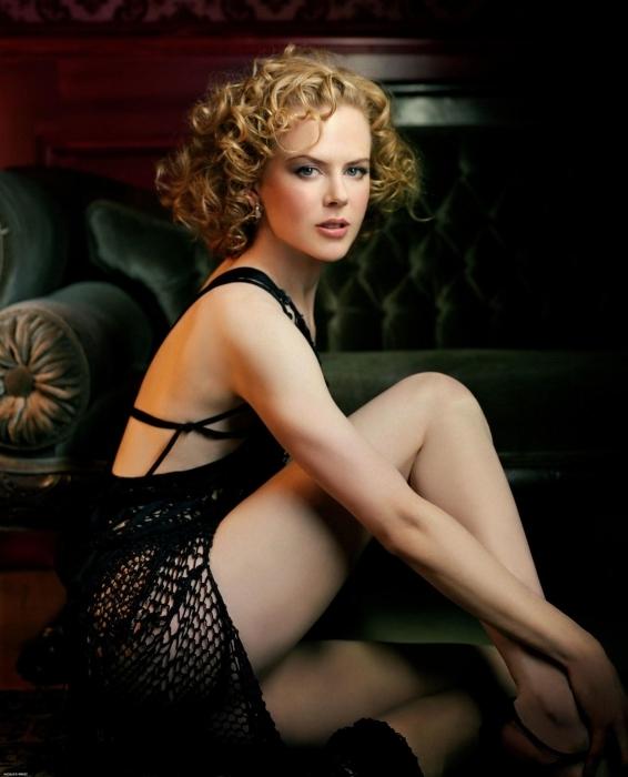 Nicole Kidman Pixerstick Sticker - Nicole Kidman