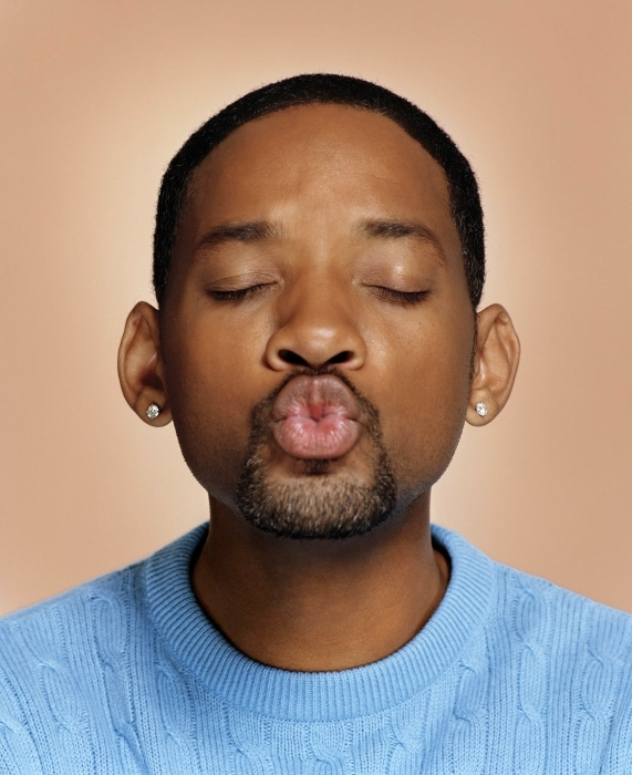 Will Smith Pixerstick Sticker - Will Smith