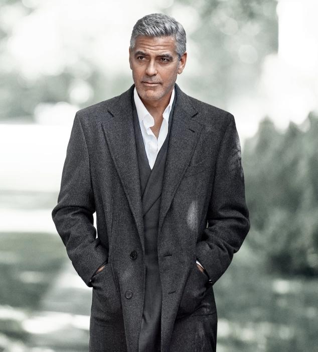 Vinyl-Fototapete George Clooney - George Clooney