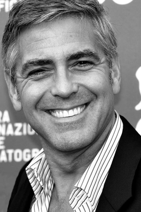 Vinylová fototapeta George Clooney - Vinylová fototapeta