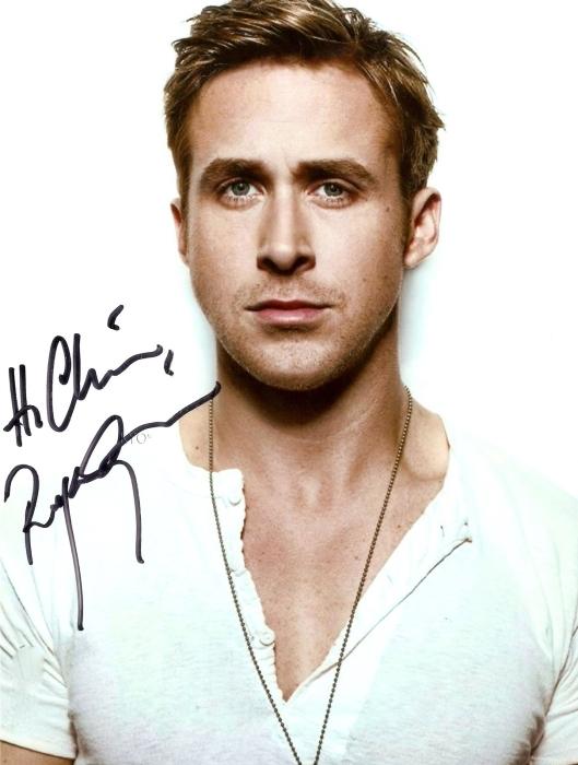 Papier peint vinyle Ryan Gosling - Ryan Gosling