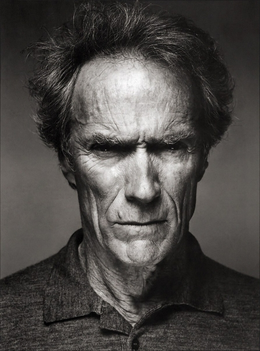 Fototapeta winylowa Clint Eastwood - Criteo