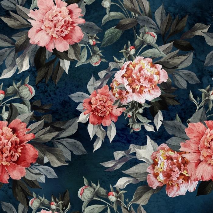 Naklejka Pixerstick Kwiaty -