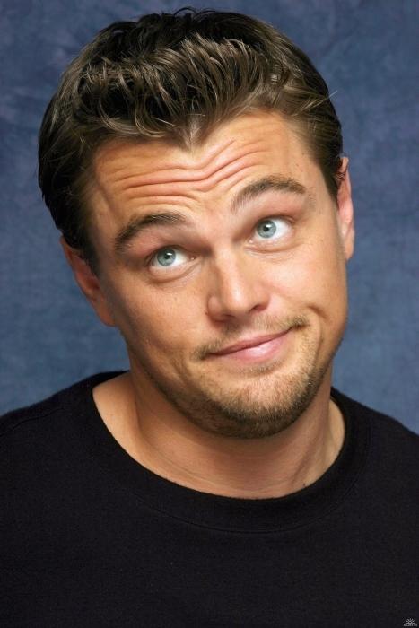 Leonardo DiCaprio Pixerstick Sticker - Criteo
