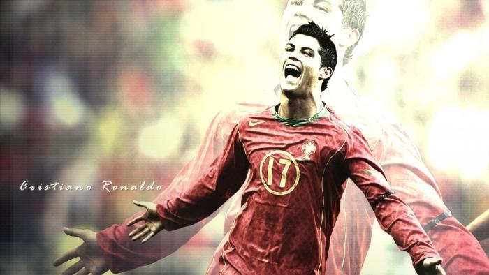 Fotomural Estándar Cristiano Ronaldo - Cristiano Ronaldo