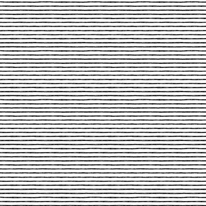 Sømløst mønster med håndtrekkede striper