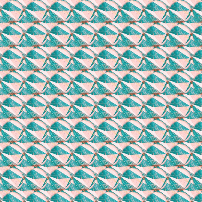 Abstract rumpled triangular background texture. Seamless polygonal pattern for your design. Creative template. Washable custom-made wallpaper - Graphic Resources