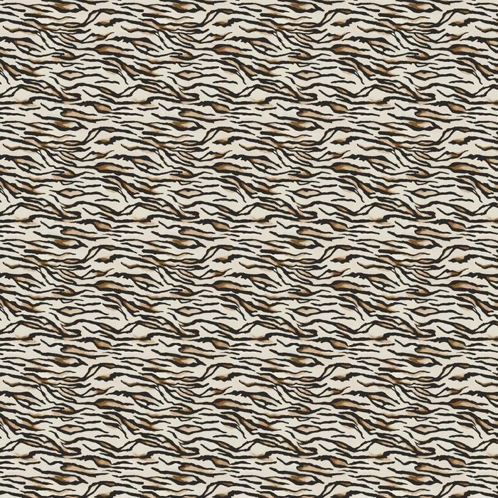 Tygrys wydruku - bezszwowe tło płytek