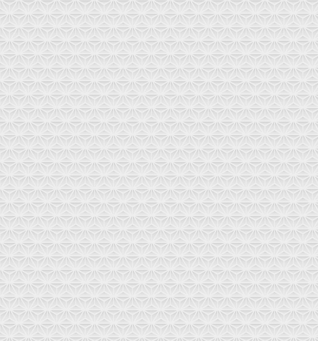 Seamless pattern with white geometric ornate Washable custom-made wallpaper - Graphic Resources