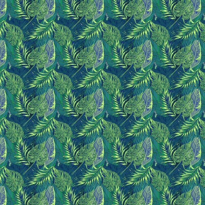Abwaschbare Tapete Tropische Pflanzen - Landschaften