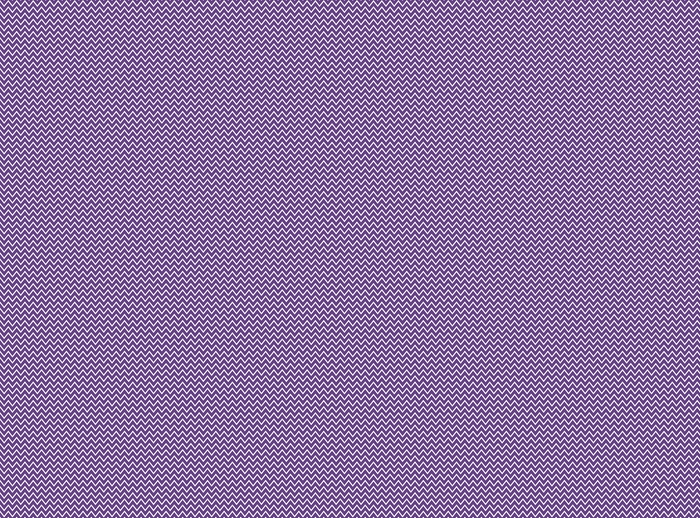 Zackenmuster violett weiß Washable custom-made wallpaper - Graphic Resources
