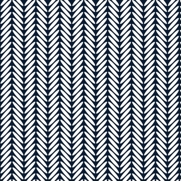 Afwasbaar behang, op maat gemaakt Visgraat klassieke naadloze patroon vector - Grafische Bronnen