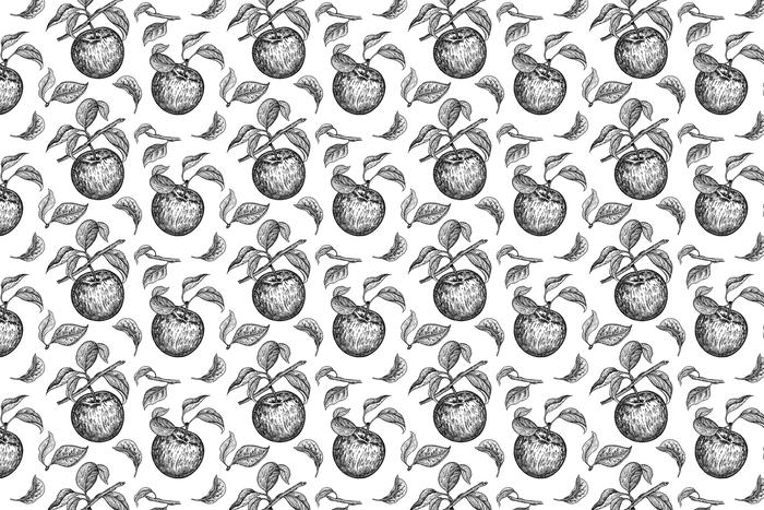 Papel De Parede Lavavel A Sua Medida Padrao Continuo Fruta