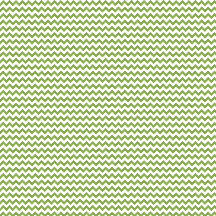 Green spring chevron seamless pattern background, illustration. Trendy color 2017, wrapping paper design Washable custom-made wallpaper - Graphic Resources