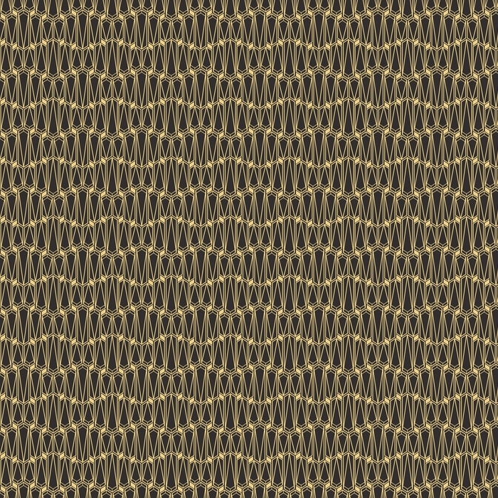 Art Deco Seamless02 Washable custom-made wallpaper - Graphic Resources