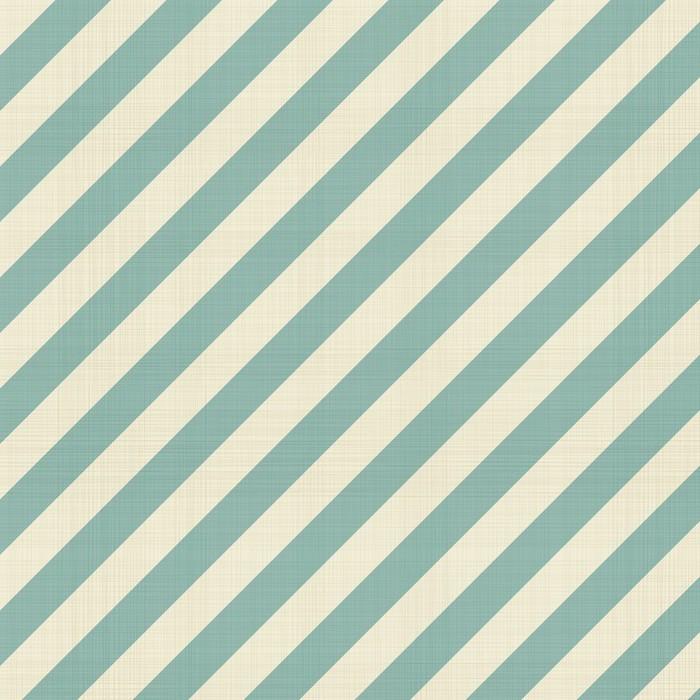 Afwasbaar behang, op maat gemaakt Retro naadloze geometrische patroon - Achtergrond